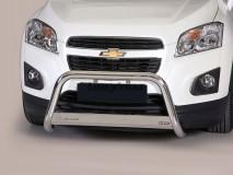 Big Bar U Chevrolet Trax 2013+ Stainless Steel W/O EC