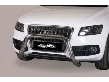 Big Bar U Audi Q5 2008+ Stainless Steel 76MM W/O EC