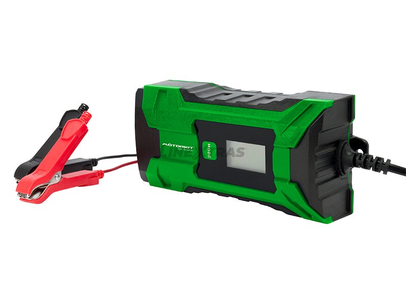 [04.MOTOR16519] Battery charger 4.0 LCD
