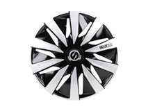 Wheel covers Lazio Bicolor Sparco 14""