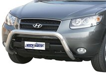 Big Bar U Stainless 76Mm Hyundai Santa Fe 2006