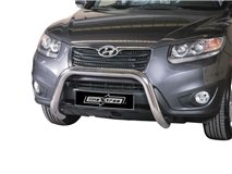 Big Bar U Inox 76Mm Hyundai Santa Fe 2010