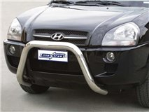 Big Bar U Inox 76Mm Hyundai Tucson