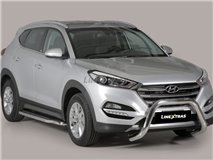 Big Bar U Inox 76Mm Hyunday Tucson 2015