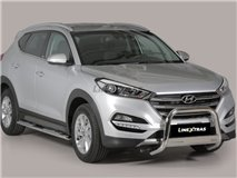 Hyunday Tucson 63M U Stainless Steel Grill 2015