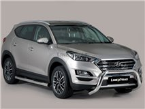 Big Bar U Inox 76Mm Hyunday Tucson 2019