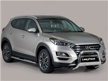 Hyunday Tucson 2019 63M U Stainless Steel Grill