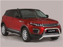 Big Bar U Inox Range Rover Evoque 2016 (S / Sens)