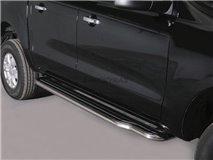 2012 Mazda Bt-50 4P Stainless Stirrups