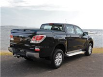 2012 Mazda Bt-50 Double Stainless Roll-Bar