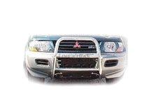 Black U Grill Mitsubishi Pagero 00 »02 (V60 1M)