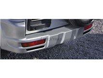 Mitsubishi Pajero 2000 V60 3P Rear Shocks