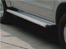 Aluminum stirrups Single Cab Isuzu D-Max 2007
