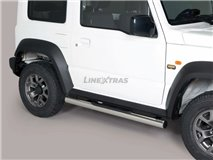 Suzuki Jimny 2018 Stainless Steel Stirrups