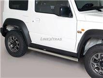 Suzuki Jimny Tubular Stainless Stirrups