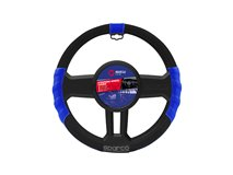 Sparco Sport Line Blue Steering Wheel Cover