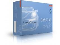 Xenon Set M-Tech BASIC AC Bix H/L H13-3 6000K