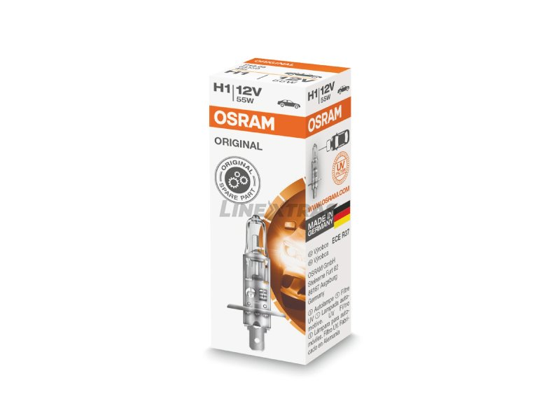 [06.64150] Lamp H1 OSRAM 12v 55W
