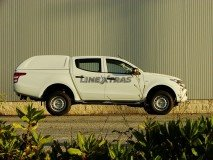 Hard-Top Fiat Fullback DC W/O Windows Linextras (Painted)
