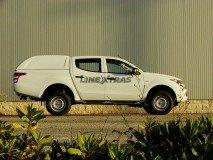Hard-Top Fiat Fullback DC W/O Windows Linextras (Gel White)