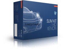 Xenon Set M-Tech BASIC SLIM AC H4 6000K