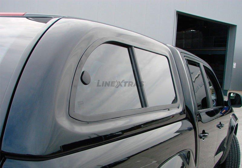 Hard-Top VW Amarok DC W/ Windows Linextras