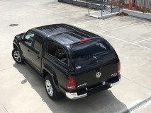 Hard-Top VW Amarok DC W/ Windows Linextras (Painted)