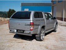 Hard-Top Mazda BT-50 DC 06-11 W/ Windows Linextras (Painted)