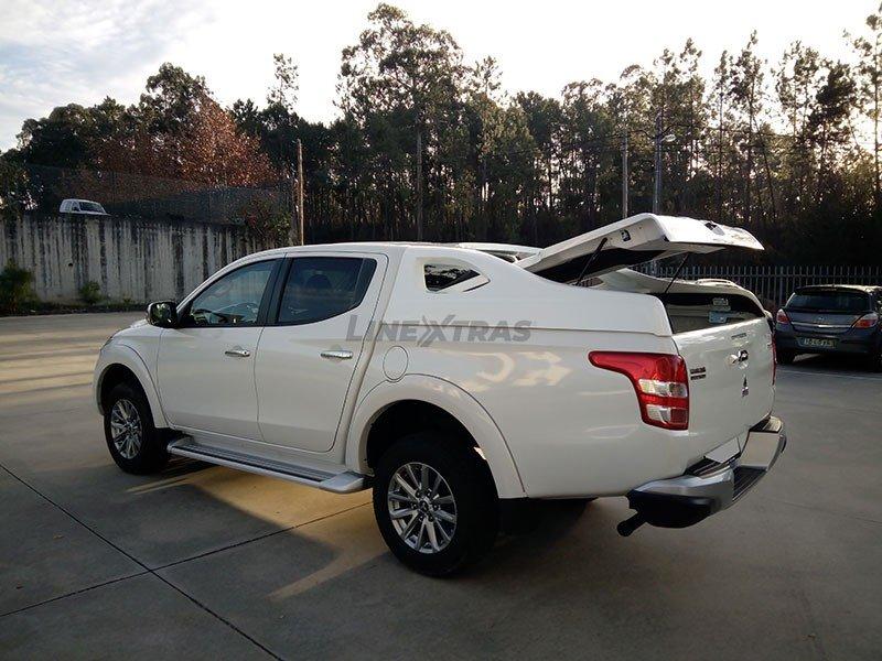 Full-Box Mitsubishi L200 2015+ DC X-EVO V Linextras