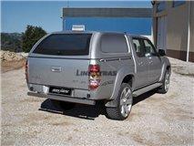 Starlux Mazda Bt-50 2012 Extra Cab w / Windows (Gel White)