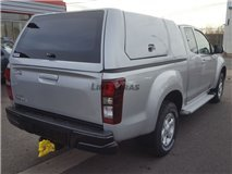 Starflex Isuzu D-Max - Ex / C Side Doors (Gel White)