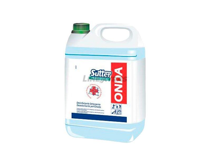 Scented Floor Disinfectant - Wave 5L
