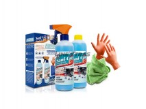 Kit de desinfección / limpieza de automóviles