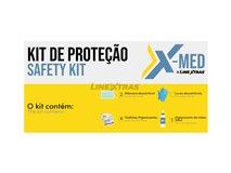 Kit de emergencia 2xMasc + 4xToal + 1xSpray