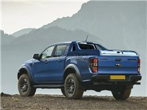 Painted Ford Ranger Raptor X-Evo III Full-Box