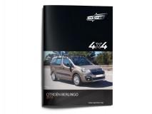 Catálogo Citroen Berlingo 2015