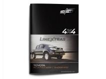 Catálogo Toyota Hilux 2006