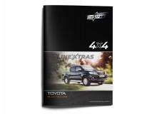 Catálogo Toyota Hilux 2011