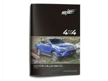 Catálogo Toyota Hilux Revo 2016
