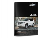 Catálogo Toyota Land Cruiser 2014