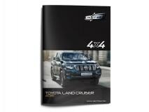 Catálogo Toyota Land Cruiser 2018