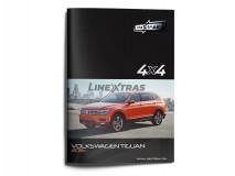 Catálogo VW Tiguan 2016