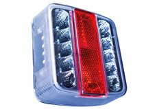Rear Light 4 Functions Led