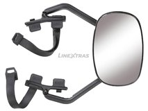 Universal Mirror Extension for Caravans