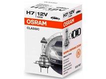 Lámpara H7 Osram Classic 12V 55W