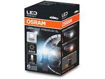 Lampada Led 3W 12V Pg18.5D-1 10X1 2B Osram