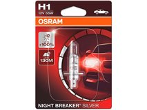 Lamp H1 Osram Night Breaker Silver (Bl1)