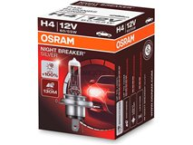 Lamp H4 Osram Night Breaker Silver