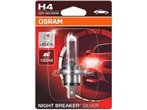 Lamp H4 Osram Night Breaker Silver (Bl1)