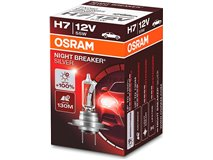 Lamp H7 Osram Night Breaker Silver